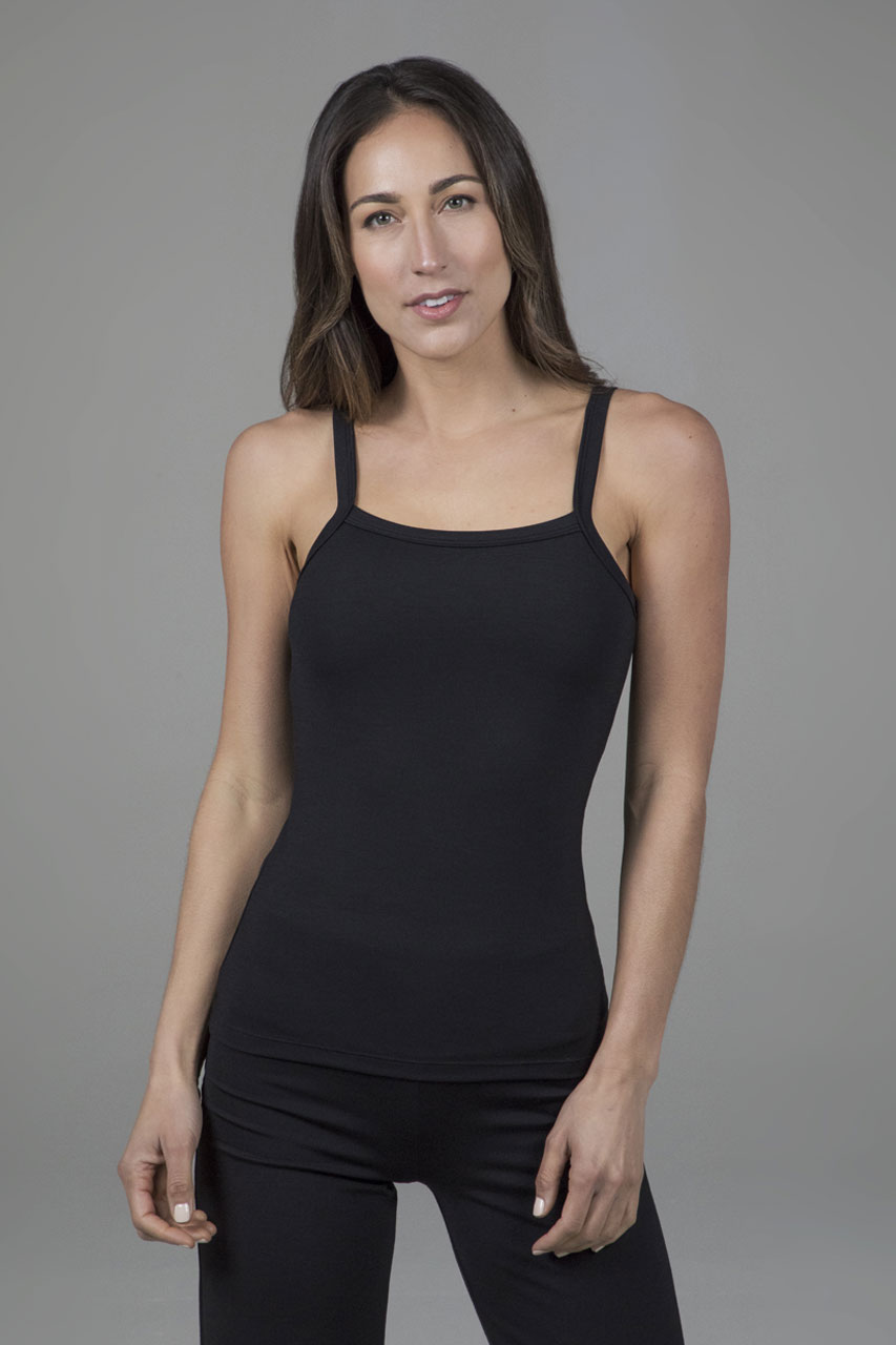 Ribbed Yoga Tank