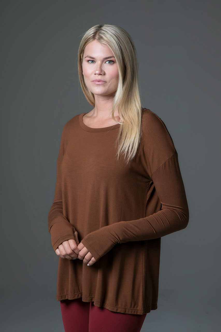 Bronze Perfect Long Sleeve