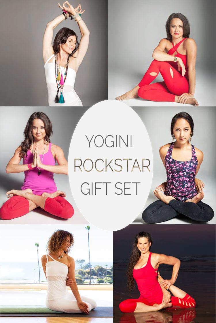 Yogini Rockstar Gift Set