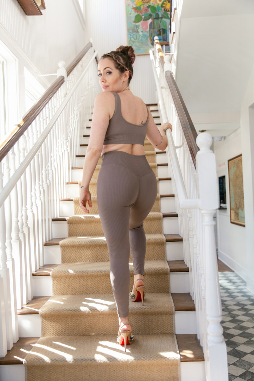 Second Skin Yoga Outfit