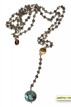 The Asha Patel Padma Necklace
