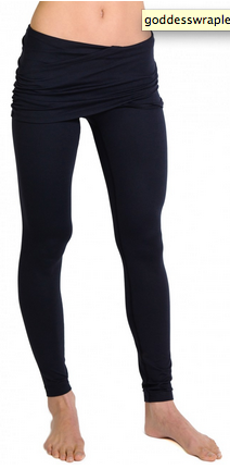 The Goddess Wrap Yoga Legging